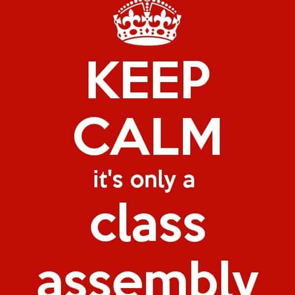 Class Assembly – 1st March