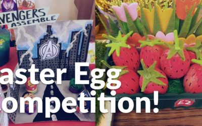 Egg Competition!