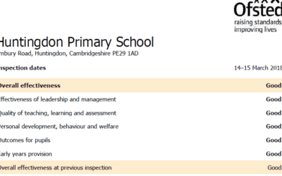 Full Ofsted report