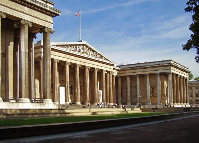 Y3/4 British Museum