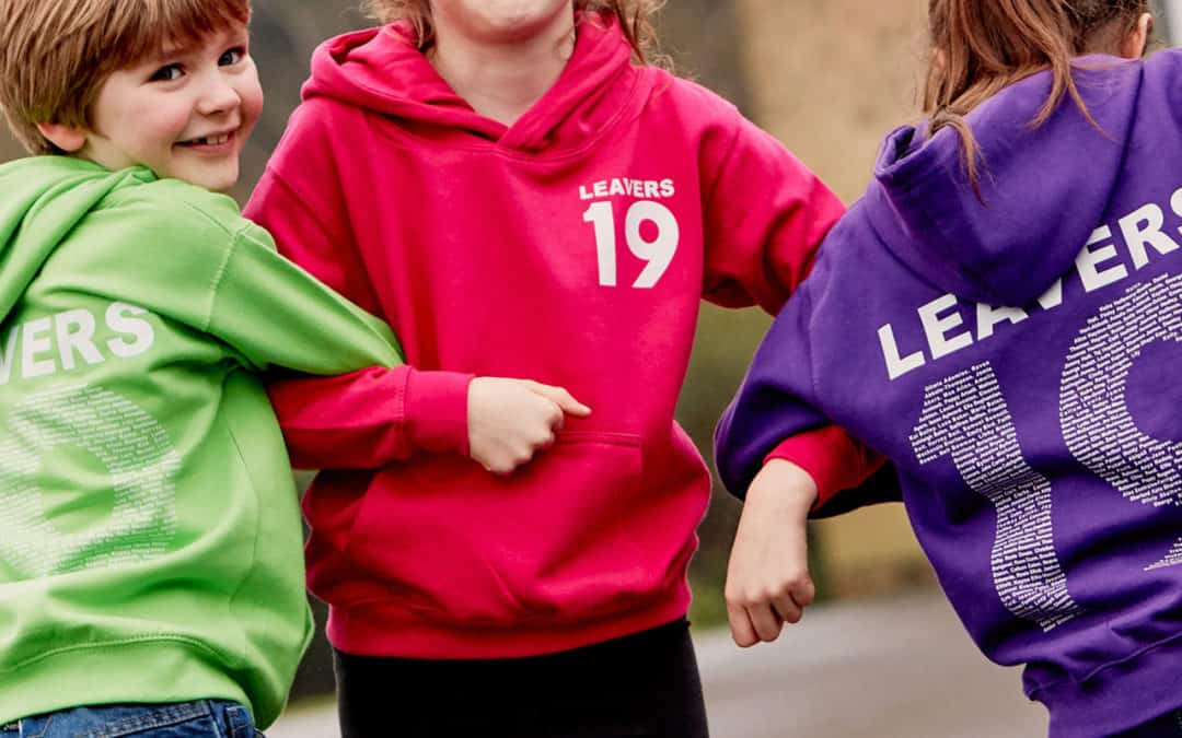 Y6 Leavers Hoodies