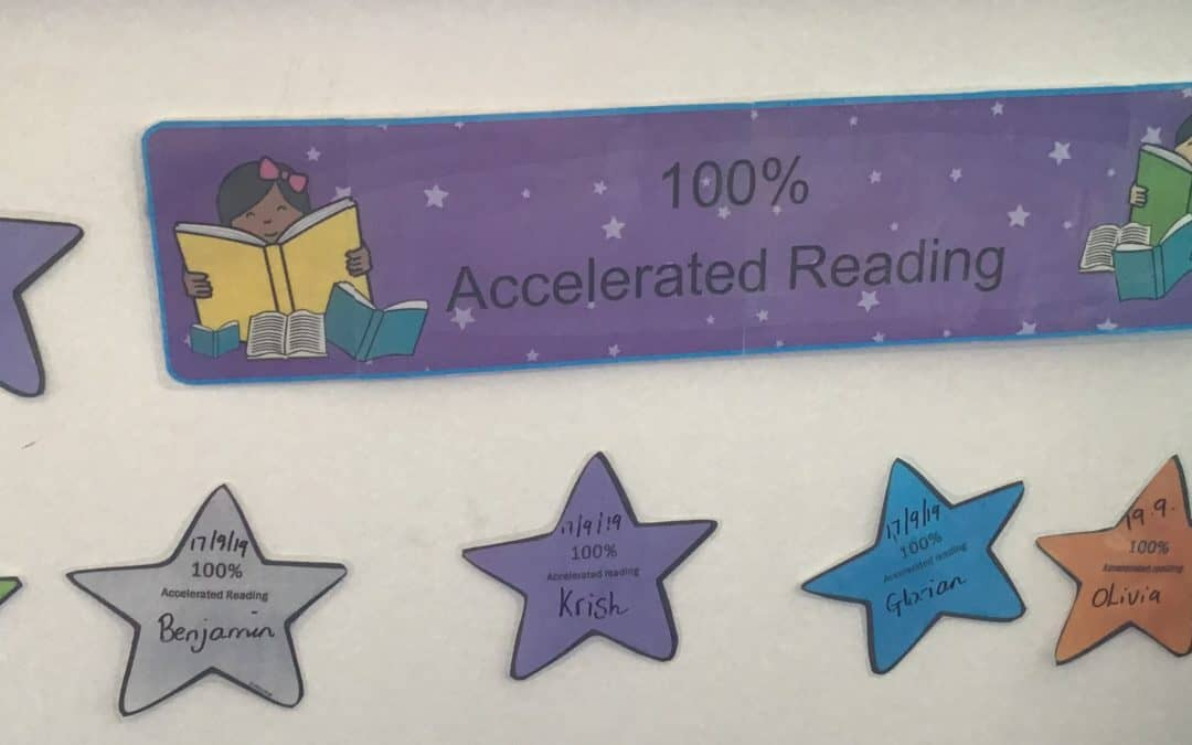 Year Two Have Been Reading