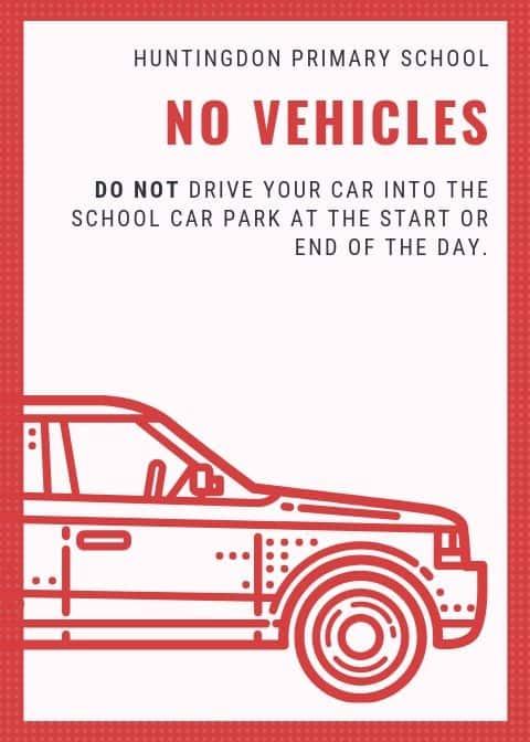 Parking at HPS