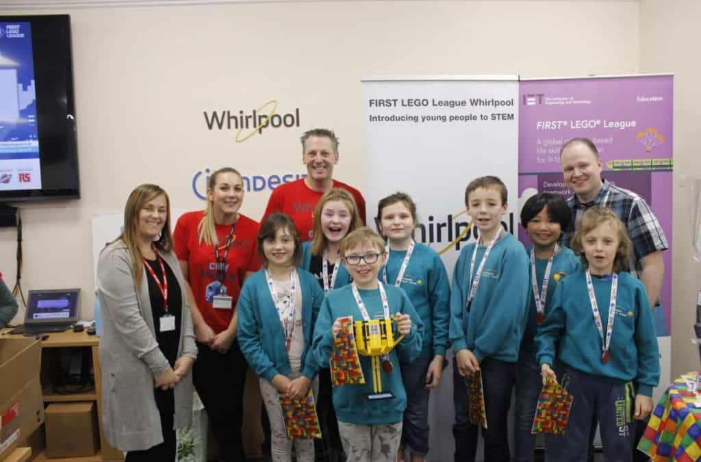 Lego League Winners!