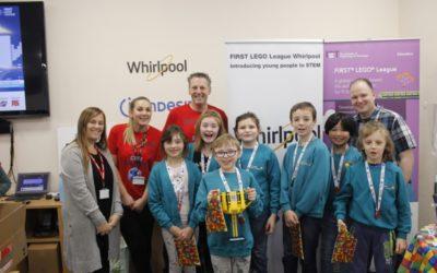 Lego League Winners!