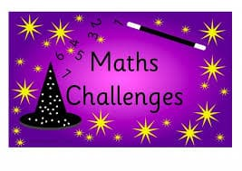 Winners on our maths challenges!
